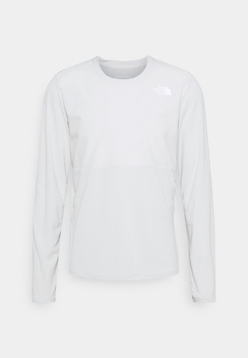 The North Face - TRUE RUN - Long sleeved top - tin grey