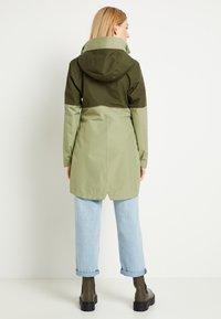 Berghaus - Soft shell jacket - green - 2