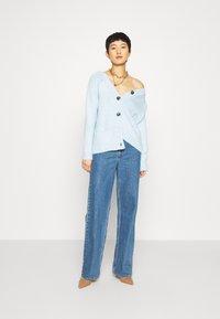 Mavi - BUTTON UP  - Kardigan - cashmere blue - 1