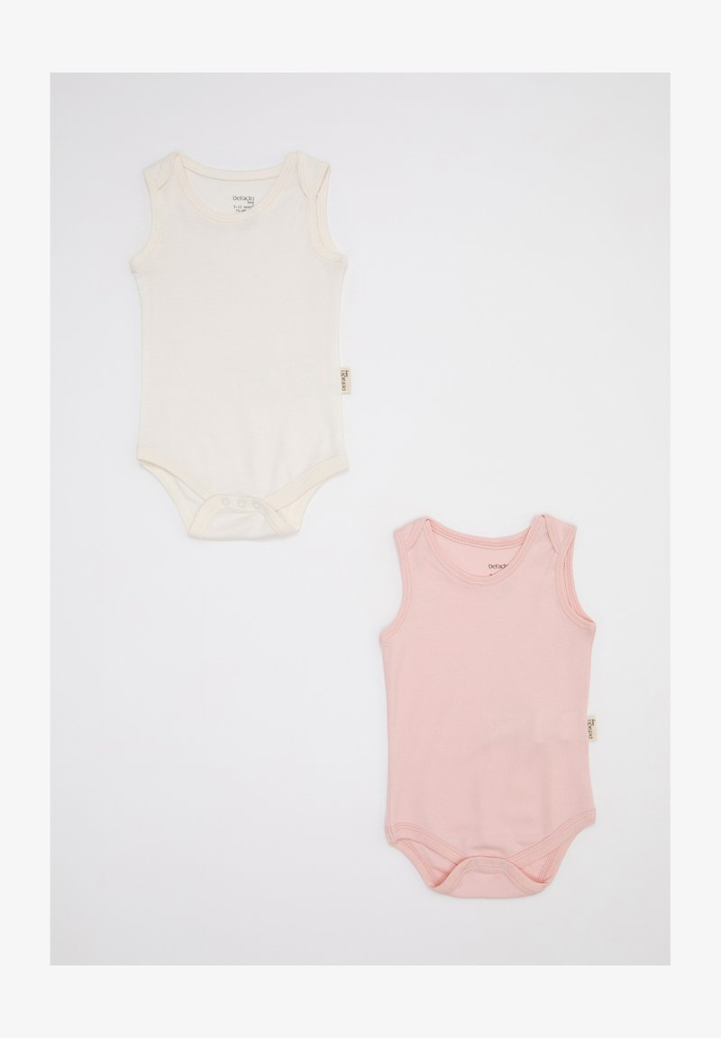 DeFacto - 2PACK - Body - pink