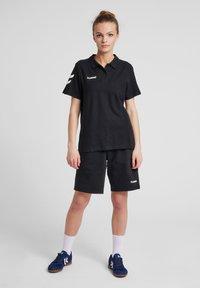 Hummel - Polo shirt - black - 1