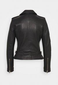 Iro - NEWHAN - Leather jacket - black - 1