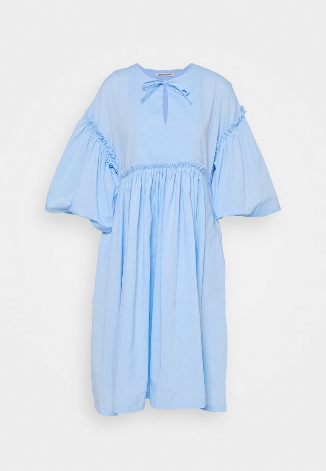 DARLING DRESS - Denní šaty - light blue
