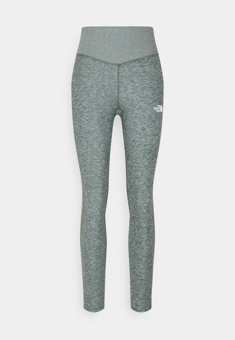 The North Face - DUNE SKY 7/8  - Leggings - balsam green heather