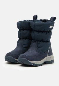 Reima - REIMATEC VIMPELI UNISEX - Winter boots - navy - 1