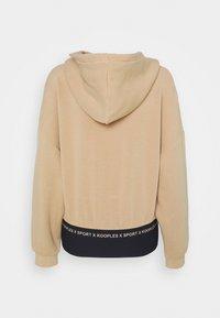 The Kooples - Sweatshirt - camel - 1