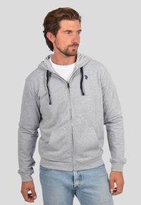 U.S. Polo Assn. - Zip-up sweatshirt - grau - 0