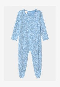 Guess - BABY UNISEX - Grenouillère - frosted blue - 0