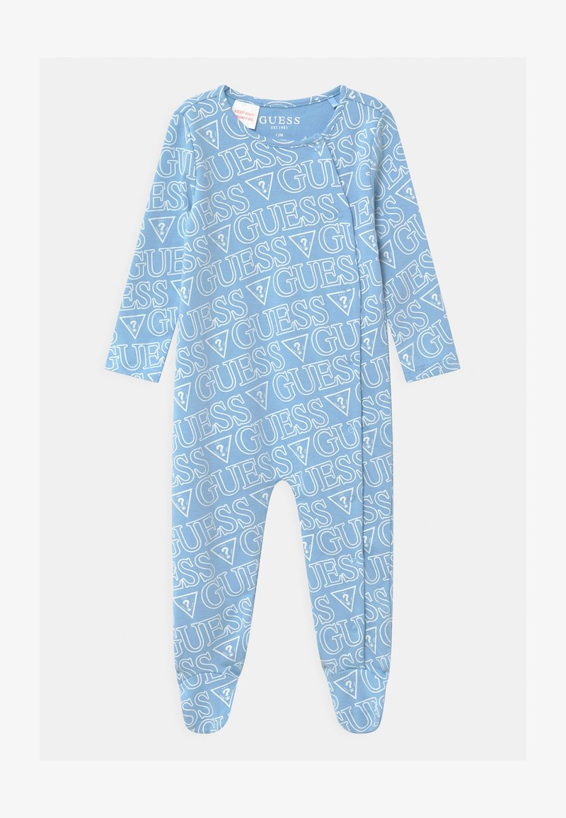 Guess - BABY UNISEX - Sleep suit - frosted blue
