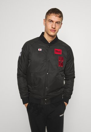 SENDAI - Sportovní bunda - black
