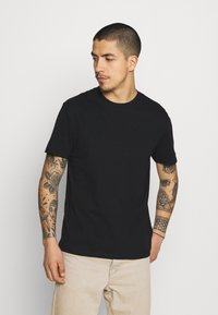 Only & Sons - ONSPASTE LIFE TEE - Print T-shirt - black - 2