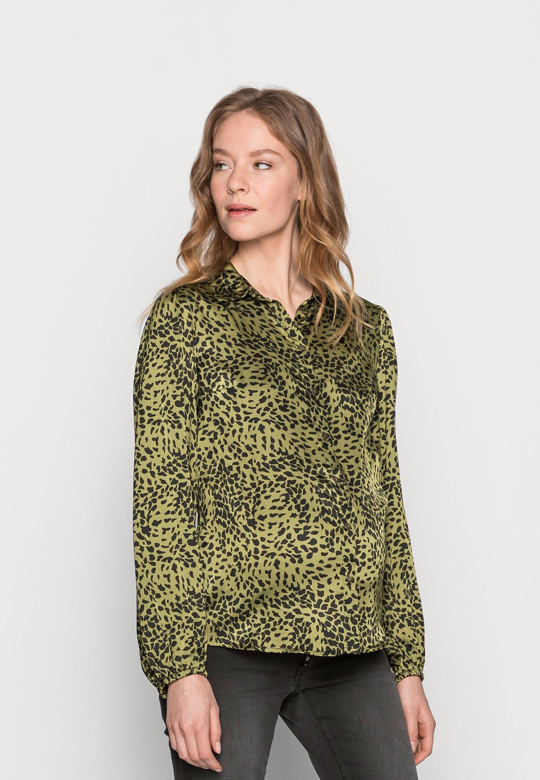 Women PCMDANNI - Button-down blouse