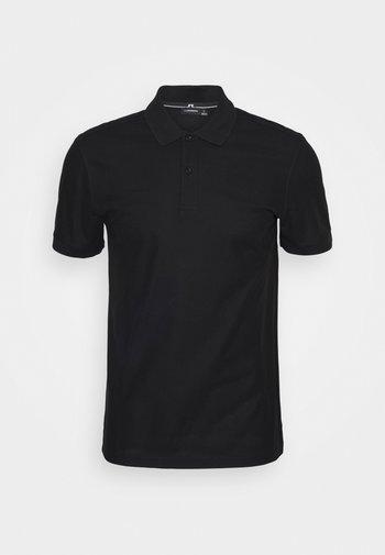 TROY - Polo shirt - black
