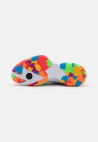 Jordan - ZION 1 - Chaussures de basket - black/white/bright crimson/amarillo/blue hero/hyper violet - 4