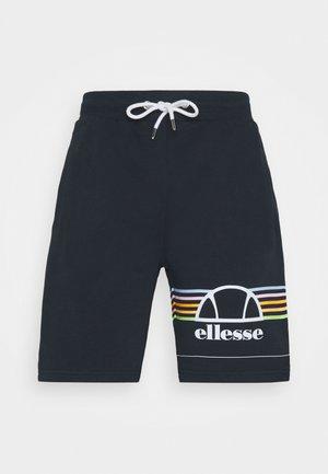AIUTARMI - Shorts - navy