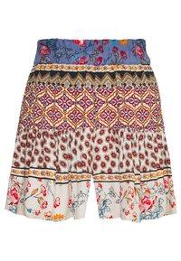 YAS - YASEDINA FEST - Shorts - sandshell - 1