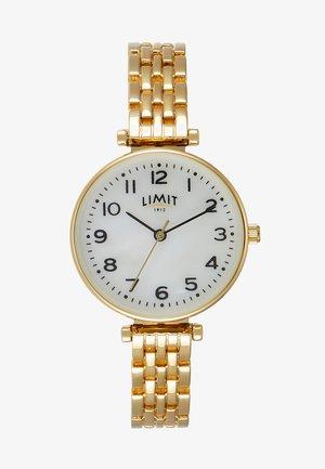 LADIES BRACELET WATCH - Horloge - gold-coloured