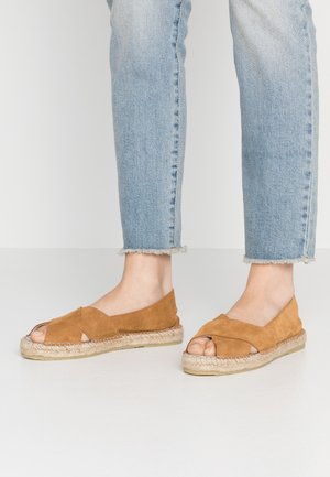 GINGER - Espadrillas - tan