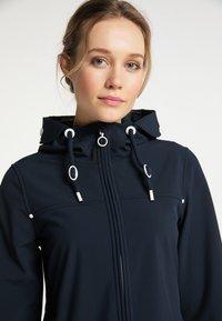 DreiMaster - Waterproof jacket - nachtblau - 3