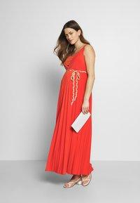Pomkin - IMANI - Maxi šaty - corail - 1