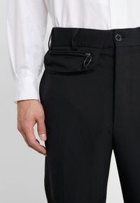 Damir Doma - PHOCAS PANTS - Trousers - black - 6
