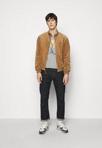 Polo Ralph Lauren - Print T-shirt - andover heather - 1