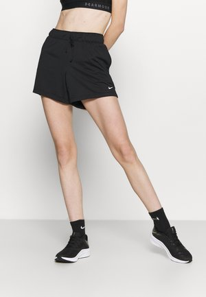 SHORT PLUS - Urheilushortsit - black/white