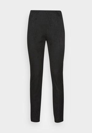 MAYA  - Leggings - Trousers - jet black