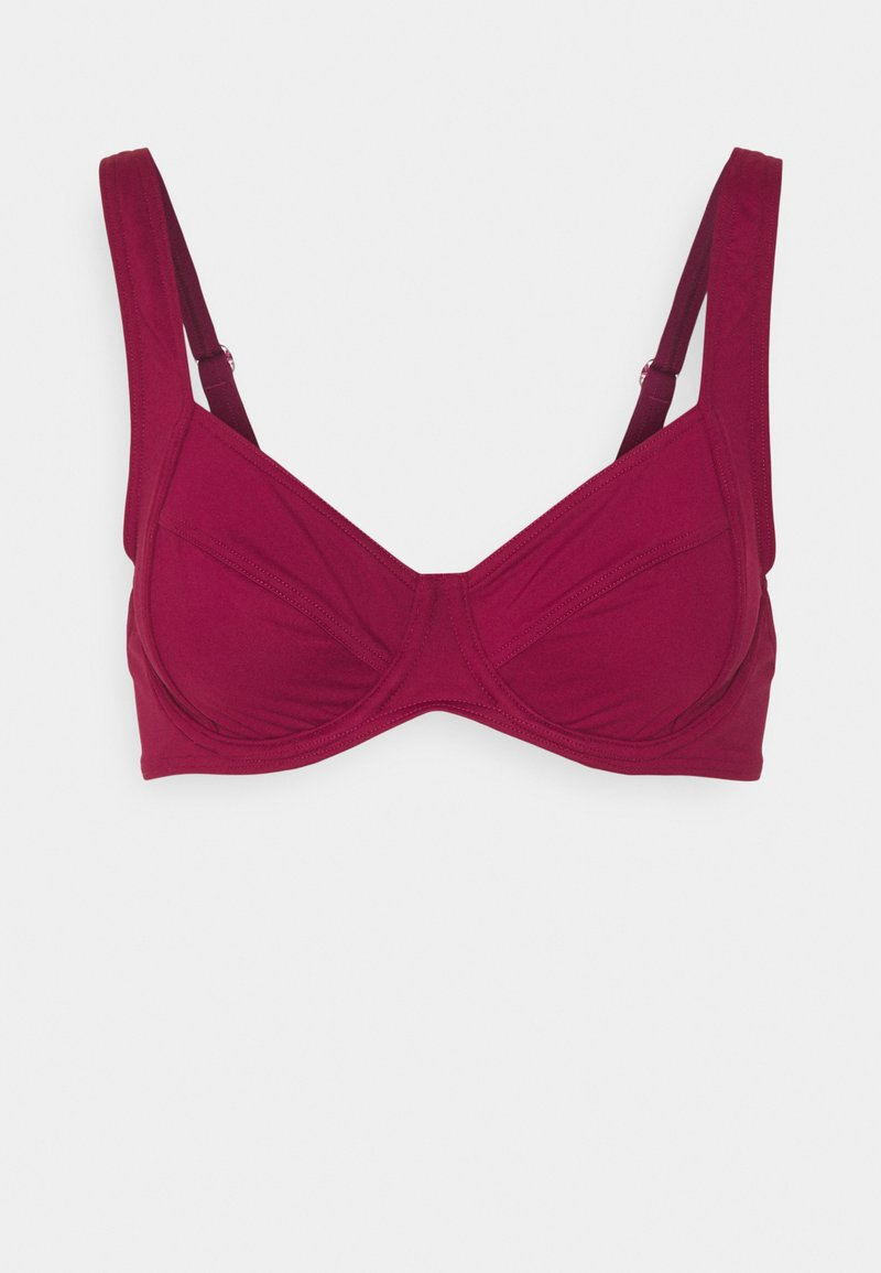 LASCANA - Bikini top - berry