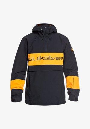 STEEZE - Snowboard jacket - true black