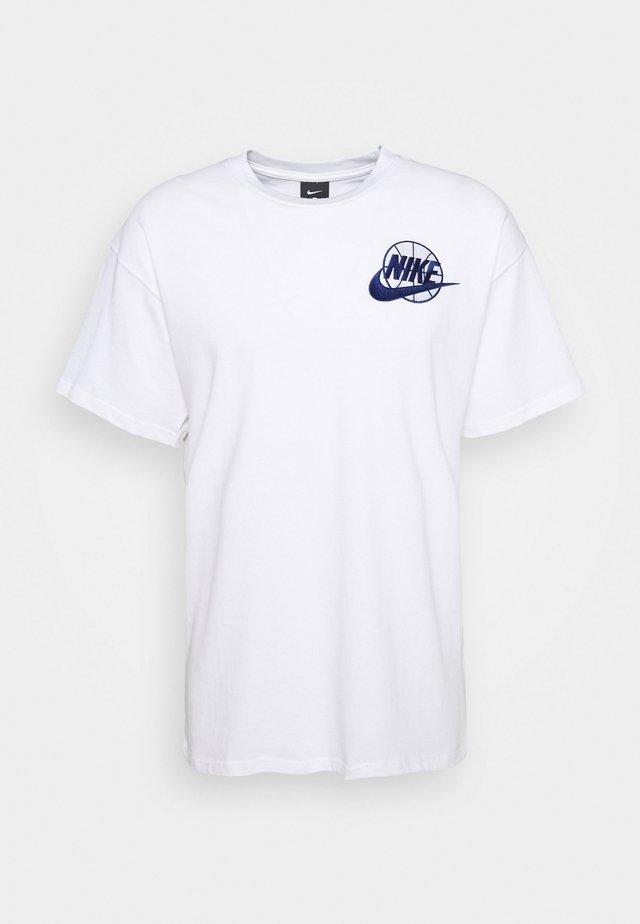 DREAM WEST - T-shirt imprimé - white