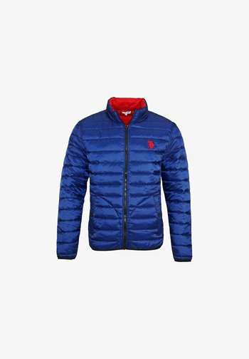 PADDED GEFÜTTERTE  - Winter jacket - dunkelblau