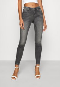 ONLY - ONLKENDELL LIFE - Jeans Skinny - medium grey denim - 0
