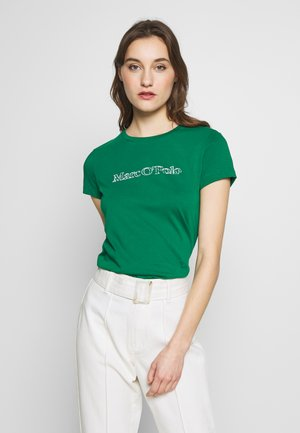 SHORT SLEEVE ROUND NECK - T-shirt imprimé - spring forest