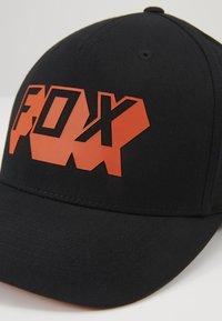 Fox Racing - FLEXFIT HAT  - Cap - black - 2