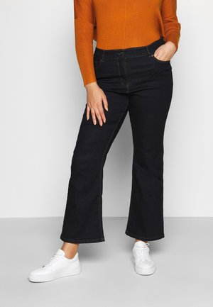 Bootcut jeans - indigo