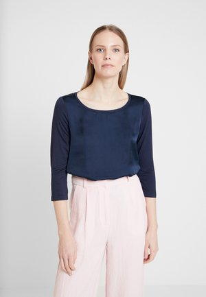 THILDE - Blouse - navy