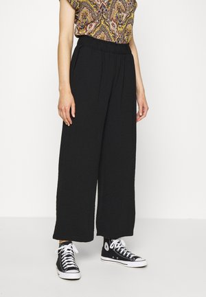 JDYTINA - Trousers - black
