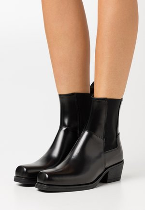 SHEILA - Classic ankle boots - black
