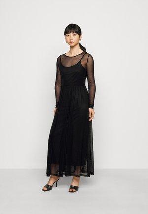 NMEMBER DRESS - Hverdagskjoler - black