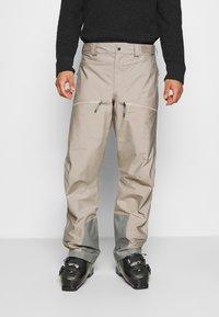 Houdini - PURPOSE PANTS - Pantalon de ski - sandstorm - 0