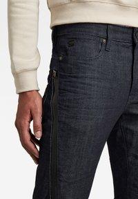 G-Star - CITISHIELD 3D SLIM TAPARED - Jeans Tapered Fit - 3d raw denim wp - 2