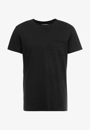 GAYLIN - T-shirt basique - black