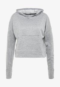 Nike Performance - SPHR ELMNT - Kapuzenpullover - particle grey/grey fog/silver - 6