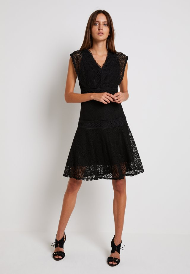 SHANNON DRESS - Cocktailkjole - black