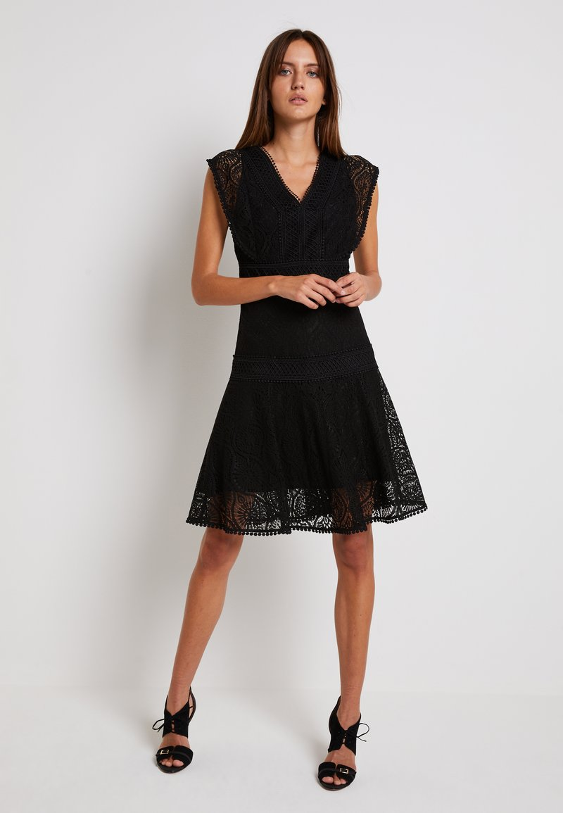 Pinko - SHANNON DRESS - Cocktail dress / Party dress - black