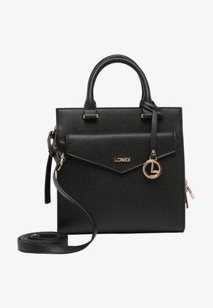 HANNA - Handbag - schwarz