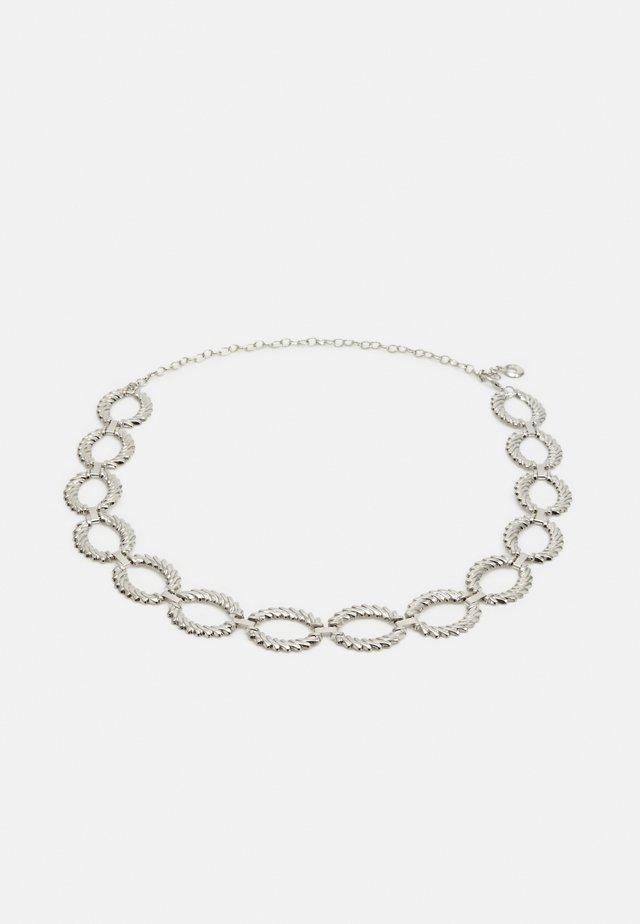 PCFALON WAISTBELT - Tailleriem - silver-coloured