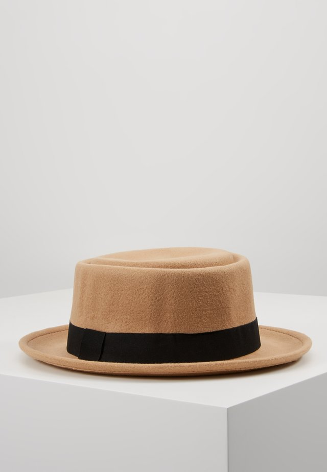 PANAMA HAT - Hoed - taupe