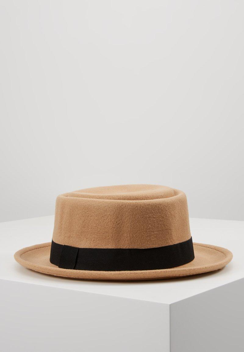 Uncommon Souls - PANAMA HAT - Hat - taupe